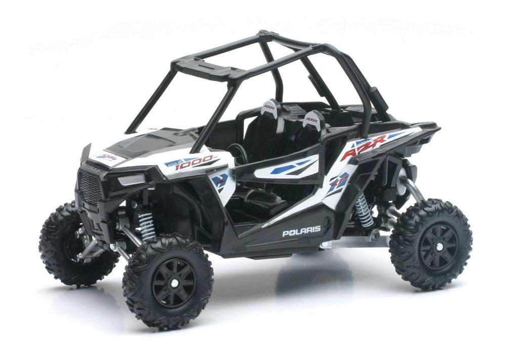 17 95 New Ray Toys Polaris Rzr Xp 1000 Utv Toy 1 18 209682