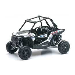 New Ray Toys Polaris RZR XP 1000 UTV Toy 1:18 Scale White