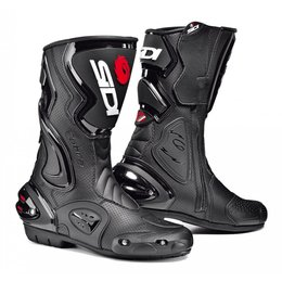 Sidi Mens Cobra Air Riding Boots Black