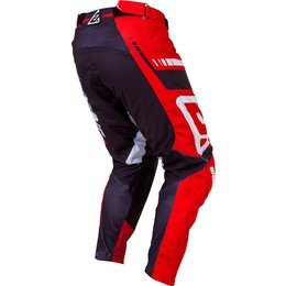 Answer Racing Mens Elite Force Pants Red