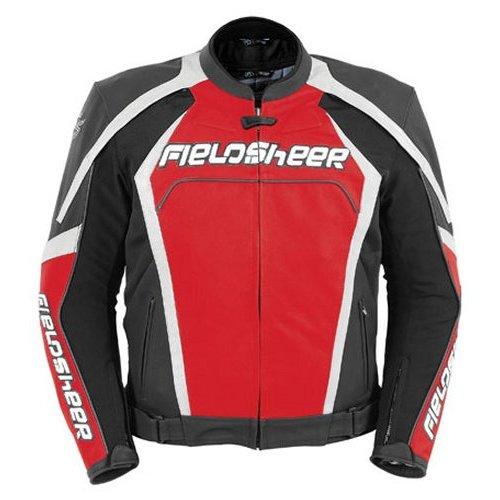 Full Face Cruiser Helmets >> $449.99 Fieldsheer Razor 2.0 Leather Jacket #95956