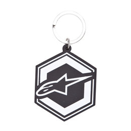 Alpinestars Ignition Keychain Black