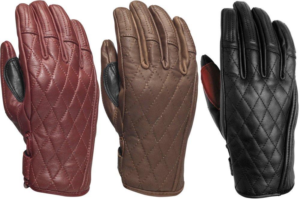 Roland Sands Design Gezel Ladies Gloves Black