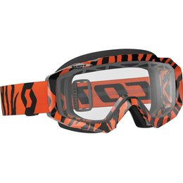Scott USA Hustle Enduro MX Offroad Anti-Fog Goggles Black
