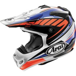 Arai VX-Pro4 Spike MX Motocross Offroad Helmet With Visor Blue