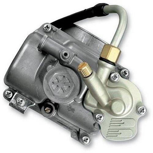 Boyesen QuickShot 2 Accelerator Pump Cover for Kawasaki KX250F 2004-2009
