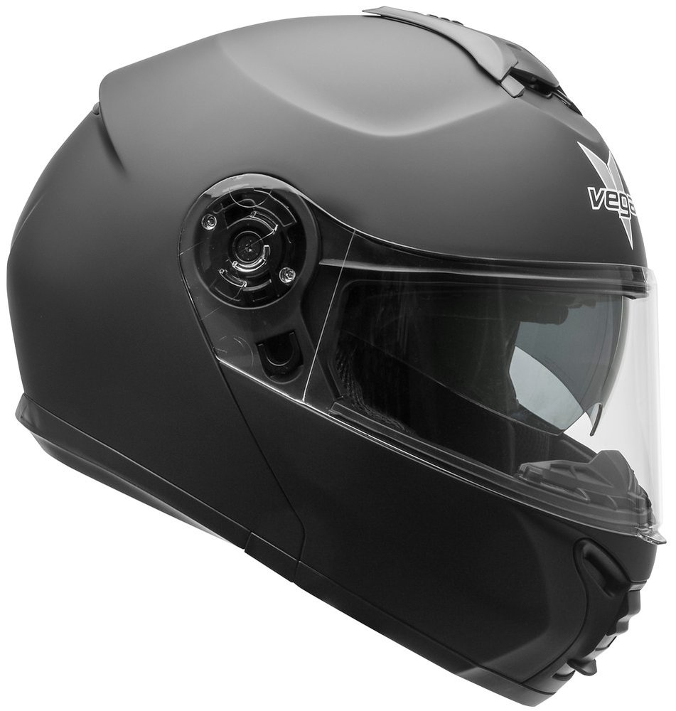 $99.99 Vega VR1 VR-1 Modular Motorcycle Riding Helmet #1007291
