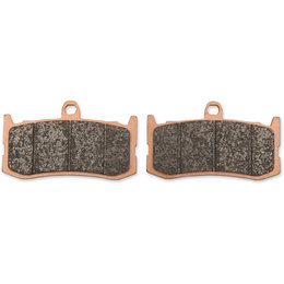SBS Performance HS Sintered Front Brake Pads Single Set Only 864HS Unpainted