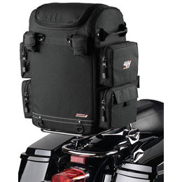 Black Nelson-rigg Ctb-350 Dayrunner Tail Pack