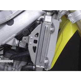 Aluminum Works Connection Radiator Brace For Suzuki Rm-z250 10-11
