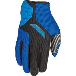 Fly Racing Coolpro Gloves Blue