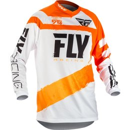 Fly Racing Mens F-16 MX Jersey Orange