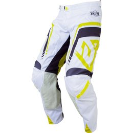 Answer Racing Mens Elite Force Pants White