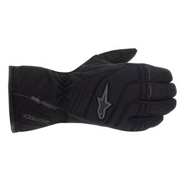 Black, Grey Alpinestars Womens Stella Transition Drystar Textile Gloves 2015 Blk Grey