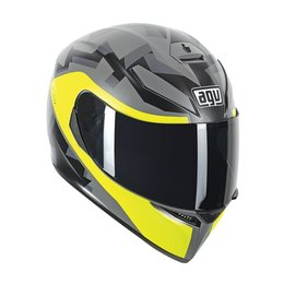 AGV K-3 SV Camodaz Full Face Helmet Grey