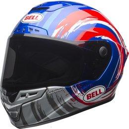 Bell Powersports Star MIPS Brad Binder Full Face Helmet Blue