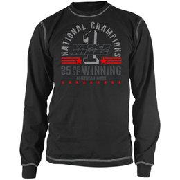 Speed & Strength Mens Vance & Hines Anniversary Long Sleeve Thermal T-Shirt