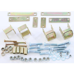 High Lifter ATV Lift Kit For Suzuki 400 Eiger 2x4/4x4 2002-2007 SLK400-00 Unpainted
