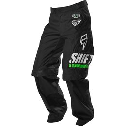Shift Racing Mens Recon Caliber Pants Black