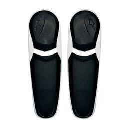 Alpinestars Mens S-MX SMX Plus 2013-2015 Replacement Boot Toe Sliders Pair Black