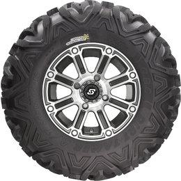 GBC Motorsports Dirt Tamer 6-Ply All Terrain ATV Tire Front 25X8-12