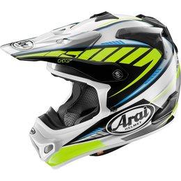 Arai VX-Pro4 Spike MX Motocross Offroad Helmet With Visor Yellow