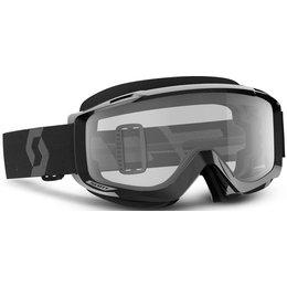 Scott USA Split OTG Sand/Dust Goggles Black