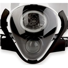 Clear Moose Racing Headlight Glass Cover Species Universal