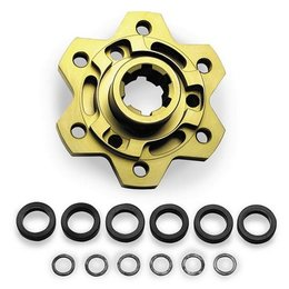 N/a Brock Performance Ultralight Clutch Mod Kit For Suzuki Gsx-1300r 99-09