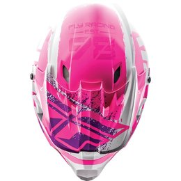 Fly Racing Kinetic Burnish Helmet Pink