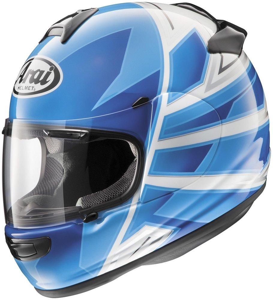 649 95 Arai Mens Vector 2 Hawk Full Face Helmet 2014 196797