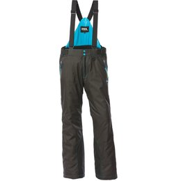 Divas Womens Craze Insulated Bib Snowmobile Pants Black