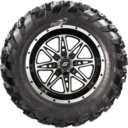 GBC Motorsports Dirt Tamer 6-Ply All Terrain ATV Tire Rear 27X12-12