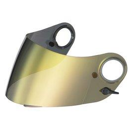 Gold Scorpion Exo-750 Helmet Everclear Shield