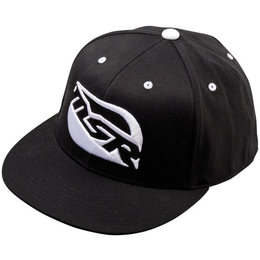 Black Msr Youth Icon Fitted Hat One Size