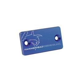 Hammerhead Cap For Front Brake Master Cylinder Blue For Kawasaki KX65/80 KLX30R