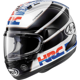 Arai Corsair X HRC Full Face Motorcycle Helmet With Flip-Up Face Shield Black