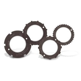 N/a Barnett Clutch Lock Plate Set Of 4 Scorpion For Harley