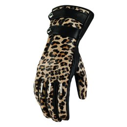 Icon Womens 1000 Collection Catwalk Long Leather Gloves