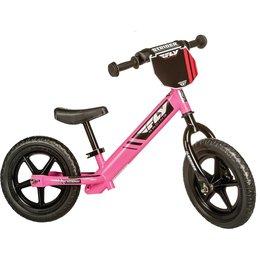 Pink Strider Bikes Girls 12 Fly Racing Balance Bike
