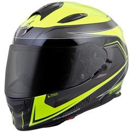 Scorpion EXO-T510 EXOT510 Tarmac Full Face Helmet Yellow
