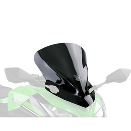 National Cycle V-Stream Sport Style Windshield Dk Smoke For Kaw Ninja 300 13-14