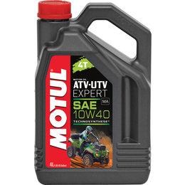 Motul ATV/UTV 4 Cycle Lubrication Expert Line 4T Synthetic Oil 10W40 4 Liter