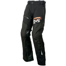 Moose Racing Mens XCR Over-the-Boot Offroad Pants Black