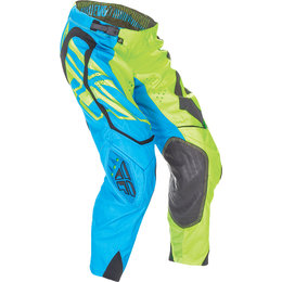 Fly Racing Mens Evolution 2.0 Switchback Pants Blue