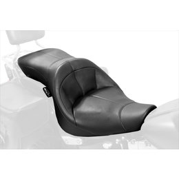 Danny Gray Tourist 2-Up Vinyl Air-1 Seat For Harley-Davidson Softail 2007-2014