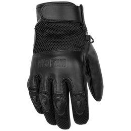 Black Brand Mens Challenge Mesh Gloves