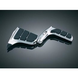 Kuryakyn Swingwing Footpegs Without Adapter Chrome