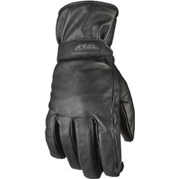 Black Fly Racing Rumble Cw Leather Gloves