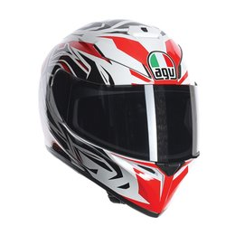 AGV K-3 SV Rookie Full Face Helmet White